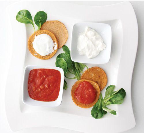 Gesunde-Pfannkuchen