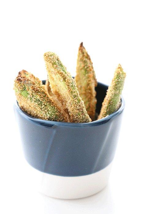 Avocado-Sticks