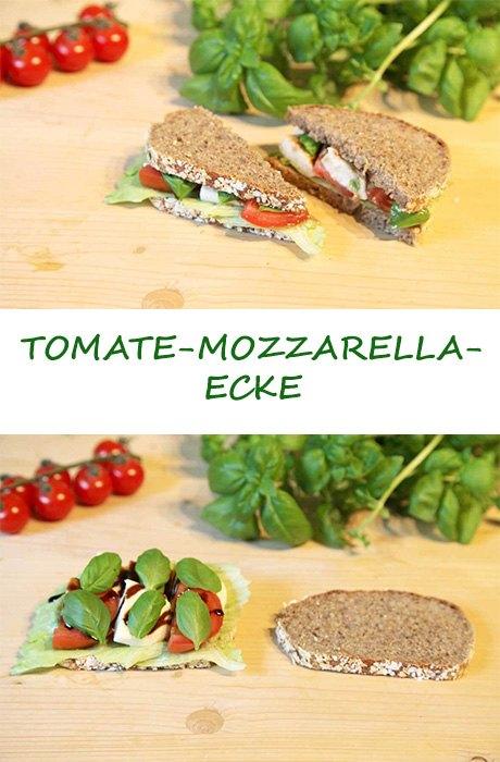 Tomate Mozzarella Ecke