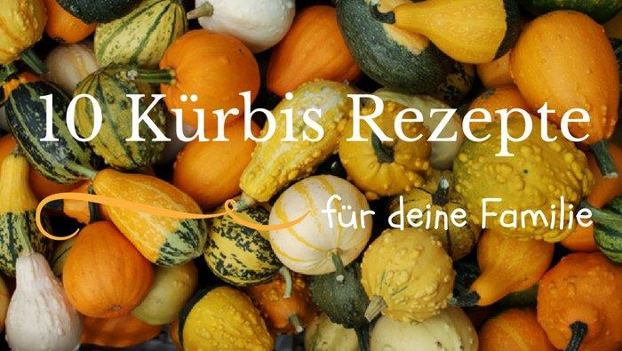 Kürbis-Rezepte