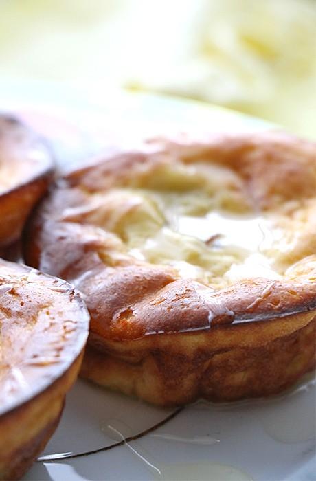 Cheesecake-Muffin