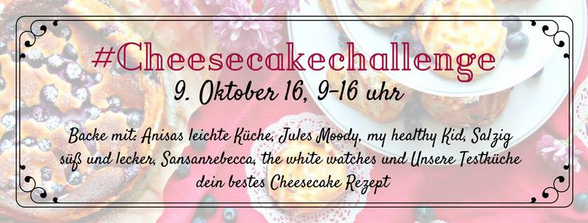 Cheesecakechallenge