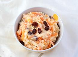 Apfel-Karotte-Salat