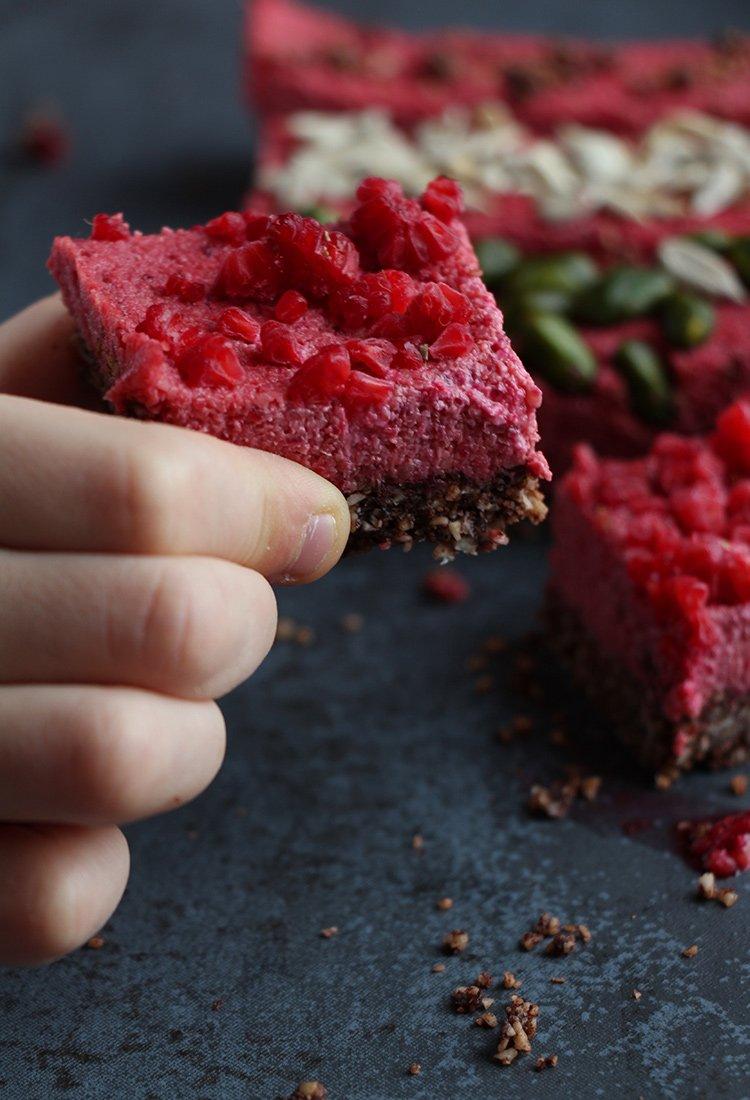Rote-Beete-Kuchen