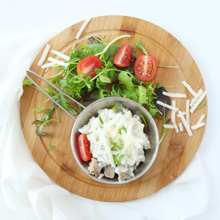 Risotto-mit-Salsiccia
