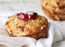Frühstücks Muffins
