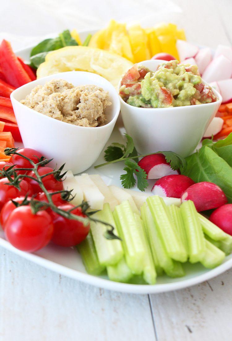 Gemüse-Dips