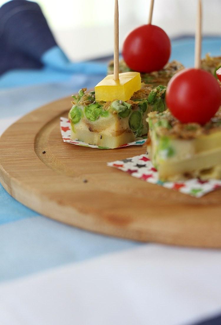 Tortilla-Würfel-am-Spieß