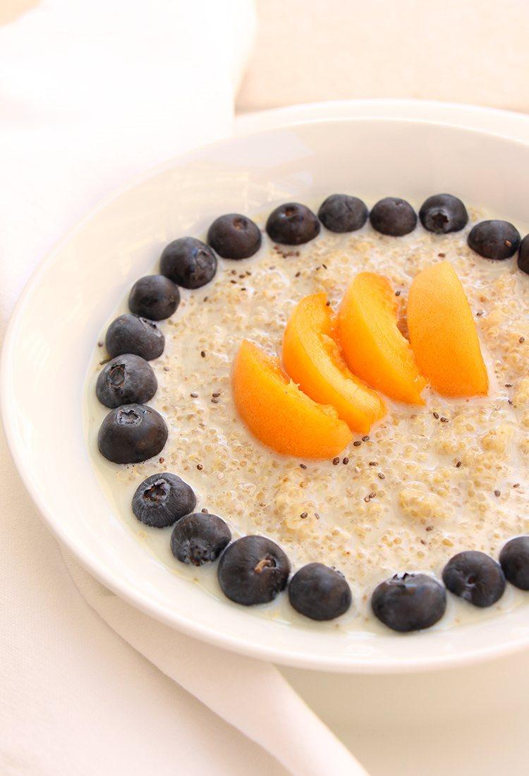 Quinoa-Frühstüsbrei
