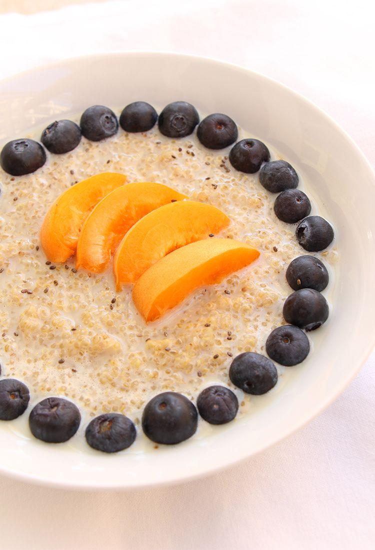 Quinoa-mit-Milch